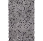 Link to 152cm x 245cm Textured Shag Rug