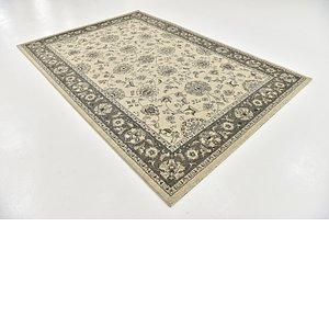 Link to 200cm x 287cm Kashan Design Rug item page