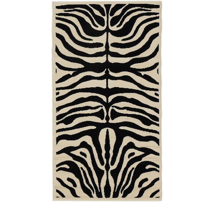 2' 8 x 4' 9 Safari Rug