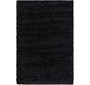 Link to 198cm x 292cm Solid Shag Rug