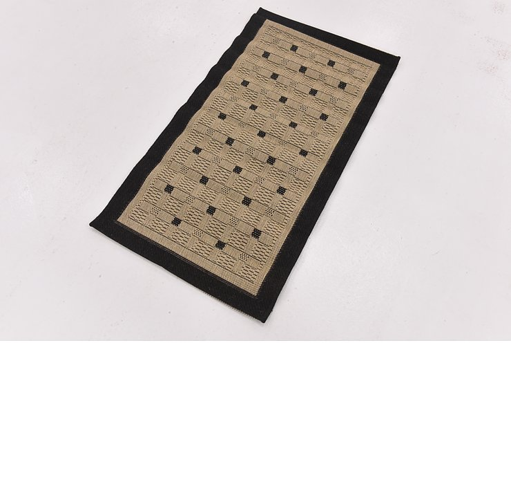 2' x 3' 7 Outdoor Border Rug