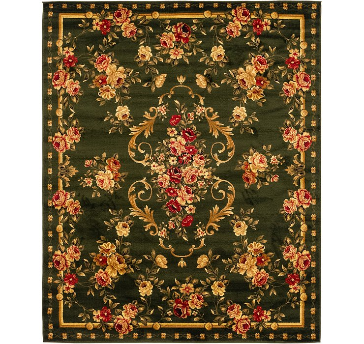 6' 7 x 8' 2 Country Rug