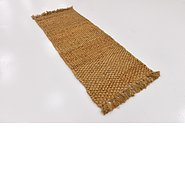 Link to 90cm x 245cm Braided Jute Runner Rug