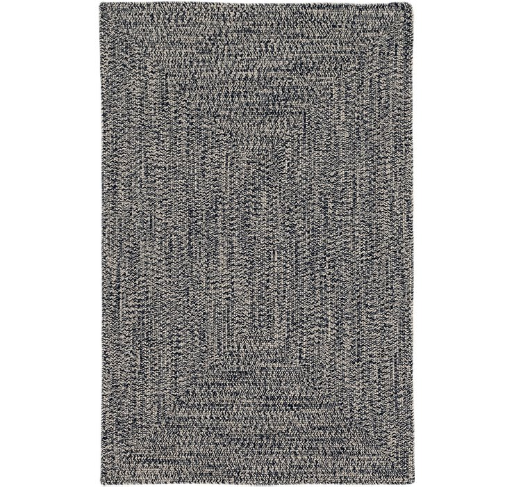 4' x 8' Chindi Cotton Runner Rug