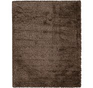 Link to 245cm x 305cm Luxe Solid Shag Rug