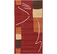 Link to 80cm x 147cm Reproduction Gabbeh Rug