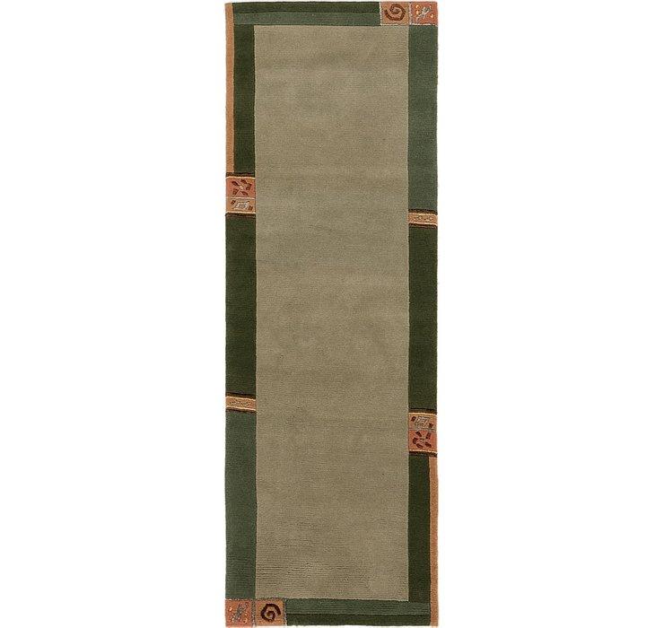 2' 9 x 8' Nepal Runner Rug