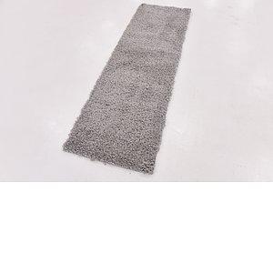 2' x 6' 6 Zermatt Shag Runner Rug