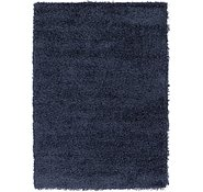 Link to 122cm x 170cm Solid Shag Rug