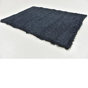 Link to 122cm x 170cm Solid Shag Rug item page