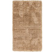 Link to 80cm x 140cm Solid Shag Rug