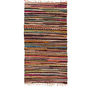 Link to 75cm x 140cm Chindi Cotton Rug
