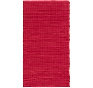 Link to 80cm x 152cm Chindi Cotton Rug