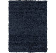 Link to 122cm x 165cm Solid Shag Rug