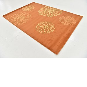 Link to 122cm x 170cm Reproduction Gabbeh Rug item page