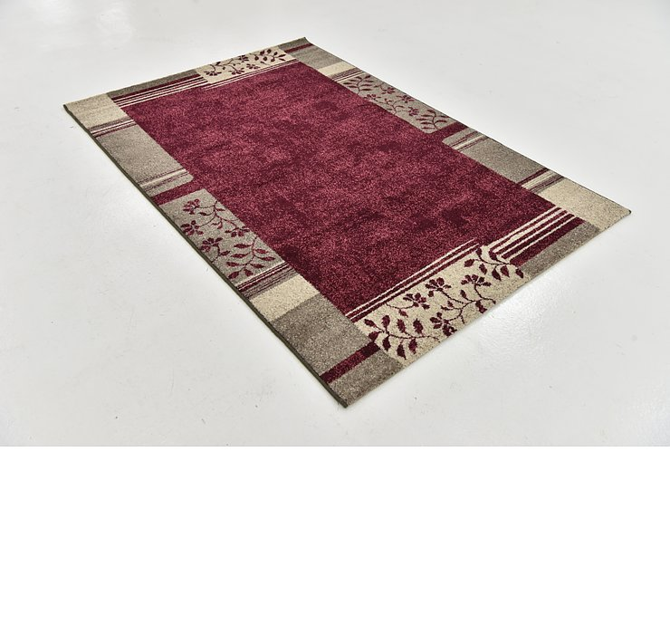 4' 4 x 6' 5 Luxe Frieze Rug