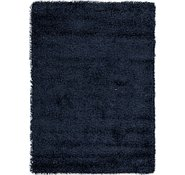 Link to 122cm x 168cm Solid Shag Rug