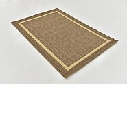 Link to 122cm x 165cm Outdoor Border Rug