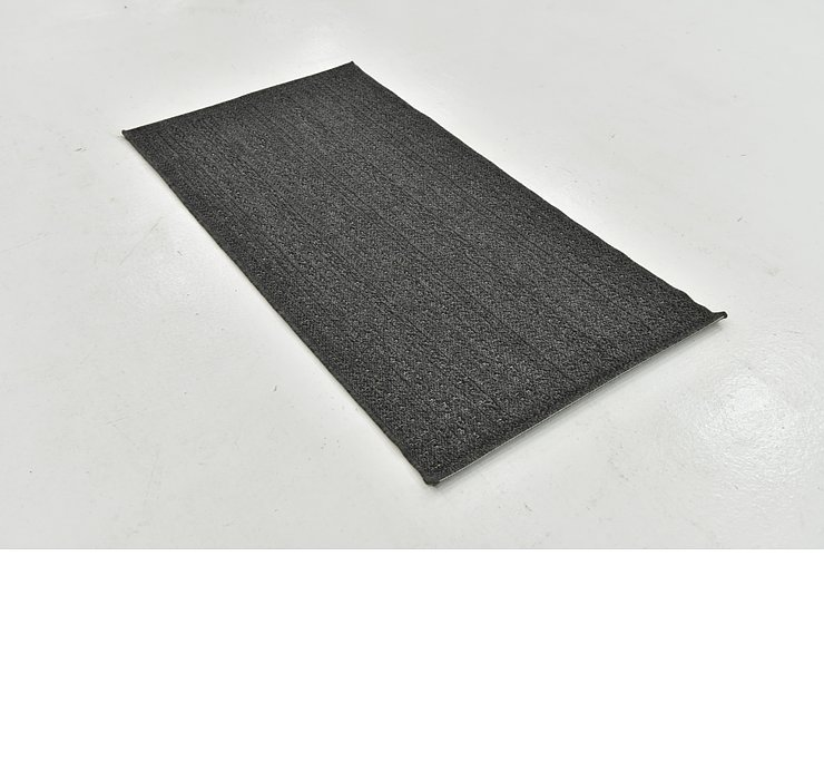 2' 6 x 5' Outdoor Border Rug