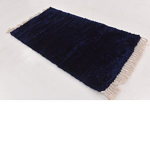 Link to 80cm x 152cm Solid Shag Rug item page
