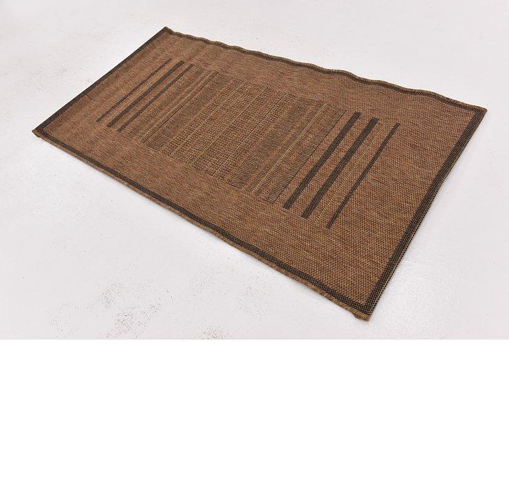 2' 7 x 4' 9 Outdoor Modern Rug