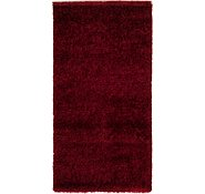 Link to 65cm x 130cm Luxe Solid Shag Rug