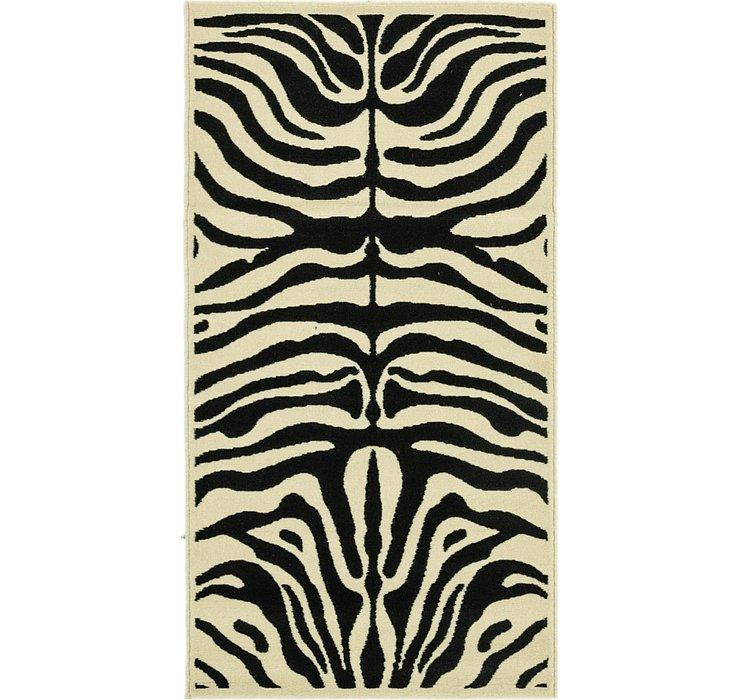 2' 8 x 5' Safari Rug