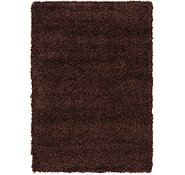 Link to 117cm x 170cm Solid Shag Rug