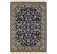 Link to 122cm x 170cm Kashan Design Rug