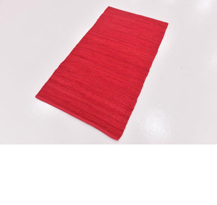 2' 9 x 5' Chindi Cotton Rug