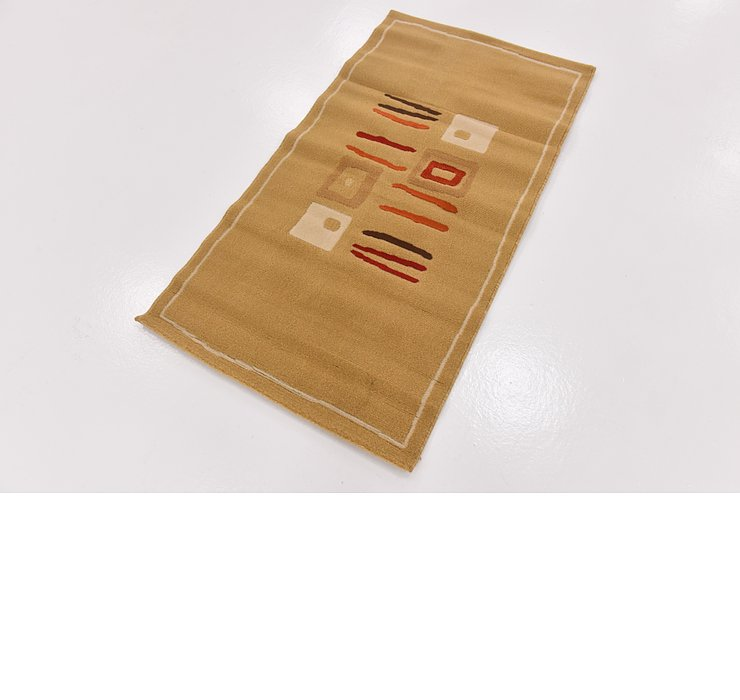 2' 8 x 4' 10 Reproduction Gabbeh Rug