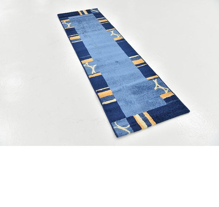 2' 3 x 7' 6 Frieze Runner Rug