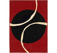 Link to 122cm x 170cm Reproduction Gabbeh Rug