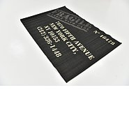 Link to 122cm x 168cm Outdoor Modern Rug