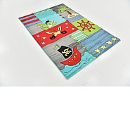 Link to 4' x 5' 7 Play Time Rug