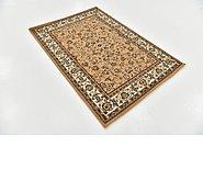 Link to 117cm x 170cm Kashan Design Rug