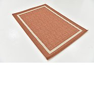 Link to 122cm x 170cm Outdoor Modern Rug