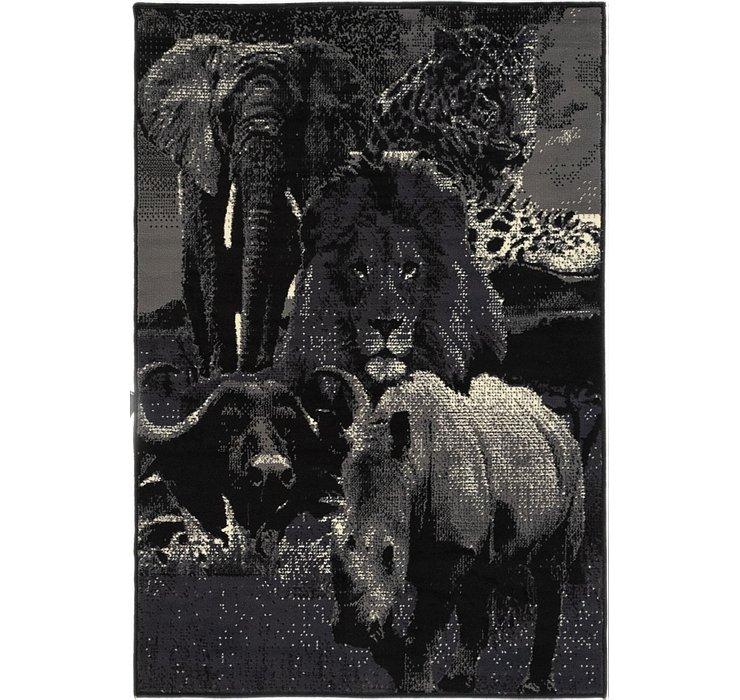 3' 10 x 5' 7 Safari Rug