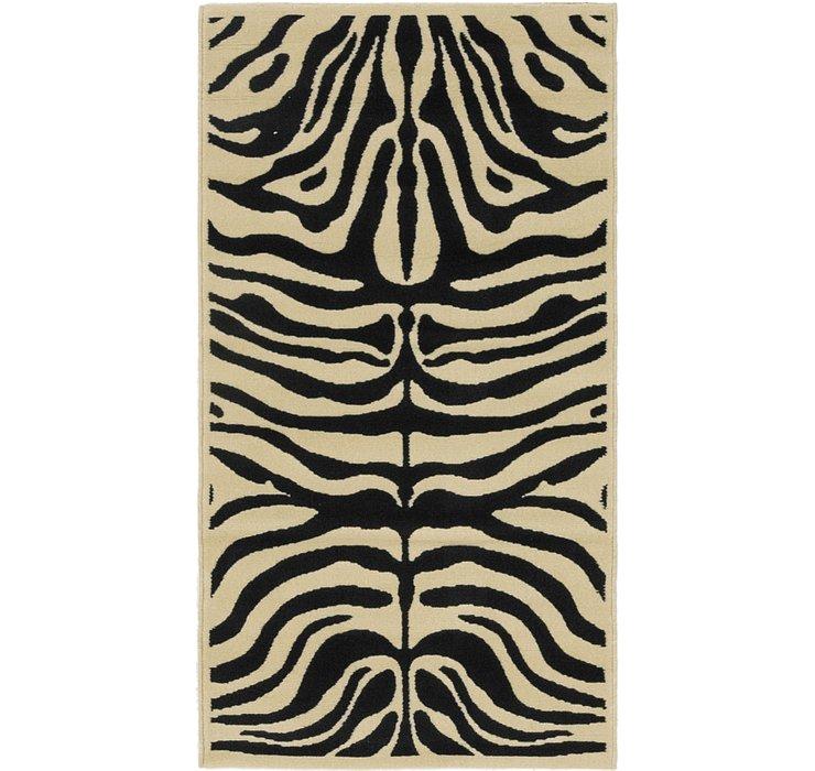 2' 8 x 4' 10 Safari Rug