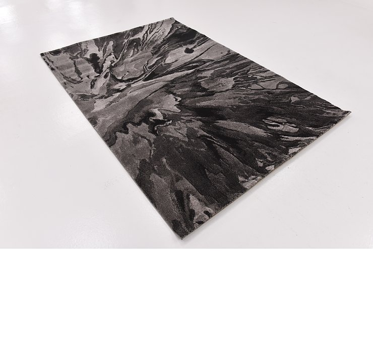 5' 3 x 7' 5 Luxe Frieze Rug