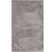 Link to 157cm x 245cm Luxe Solid Shag Rug