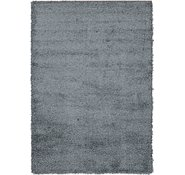 Link to 152cm x 230cm Solid Shag Rug