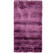 Link to 80cm x 147cm Luxe Solid Shag Rug