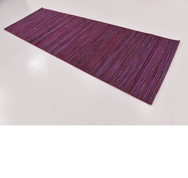 2' 8 x 7' 10 Outdoor Modern Runner Rug