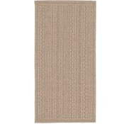 Link to 75cm x 152cm Outdoor Solid Rug