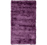 Link to 80cm x 145cm Solid Shag Rug
