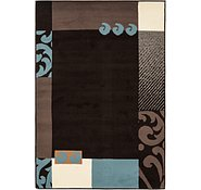 Link to 117cm x 140cm Reproduction Gabbeh Rug