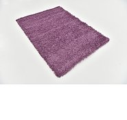 Link to 117cm x 165cm Solid Shag Rug