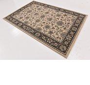 Link to 132cm x 195cm Kashan Design Rug