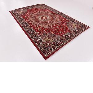 Link to 183cm x 267cm Mashad Design Rug item page